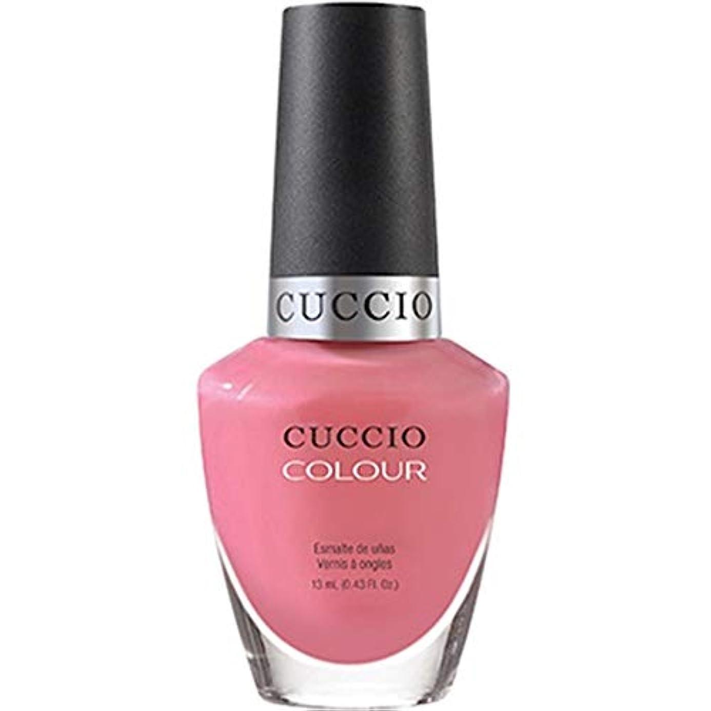 案件研磨剤アクセントCuccio Colour Gloss Lacquer - Sweet Treat - 0.43oz / 13ml