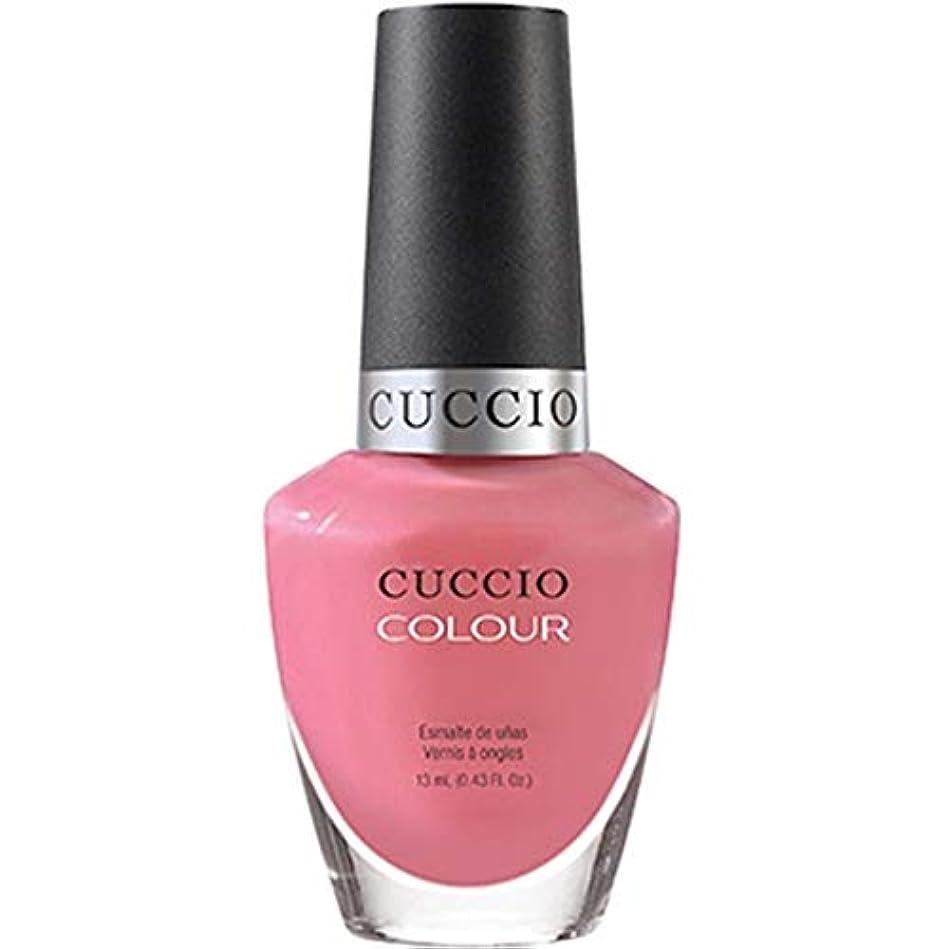 行商魂患者Cuccio Colour Gloss Lacquer - Sweet Treat - 0.43oz / 13ml
