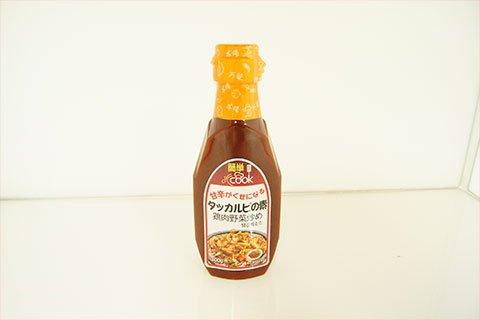 食文化 簡単Kcook タッカルビの素 鶏肉野菜炒め 300g