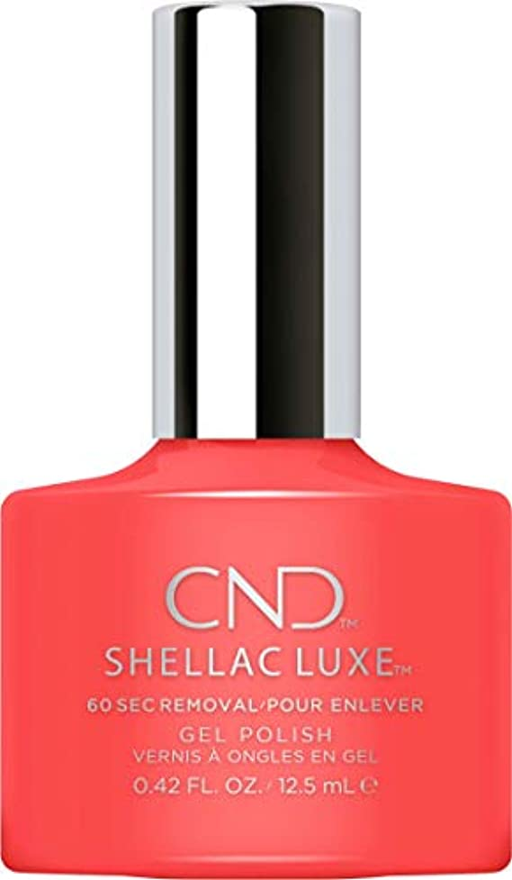 未亡人更新する閃光CND Shellac Luxe - Tropix - 12.5 ml / 0.42 oz