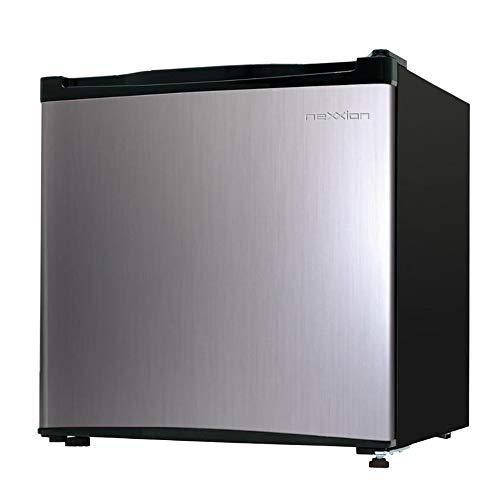 32L 冷凍庫 家庭用 1ドア 直冷式 [左右開き] シルバー 1ドア 左右開き 小型 家庭用 仕切り 小型冷凍庫 ミニ冷凍庫 冷蔵庫 【国内メーカー12カ月保証】 i001