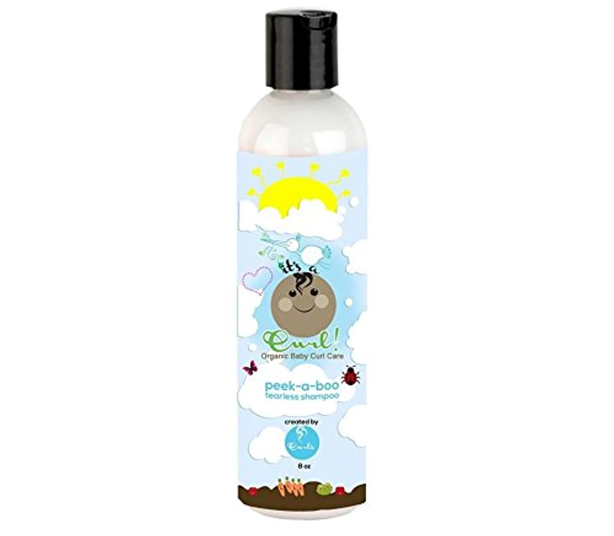 オーガニック天才影響するCurls It's a Curl Peek-A-Boo Tearless Shampoo - 4 Oz by It's A Curl