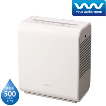 SANYO 加湿器 ウィルスウオッシャー ホワイト CFK-VWX05C(W)