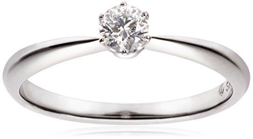 [ラブダイヤモンド マリーミートゥモロウ] LOVE DIAMOND-marry me tomorrow ダイヤモンド プラチナリング【Amazon.co.jp限定】即日配送 4580424630077 日本サイズ9号