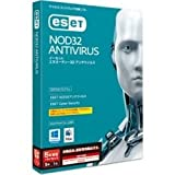 ESET NOD32アンチウイルス Windows/Mac対応 5年1ライセンス 更新
