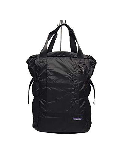 パタゴニア patagonia ビジネスバッグ 軽量 男女兼用トートバック バックパック 通勤 カバン 鞄 大きめ 防水 (ブラック) [並行輸入品]