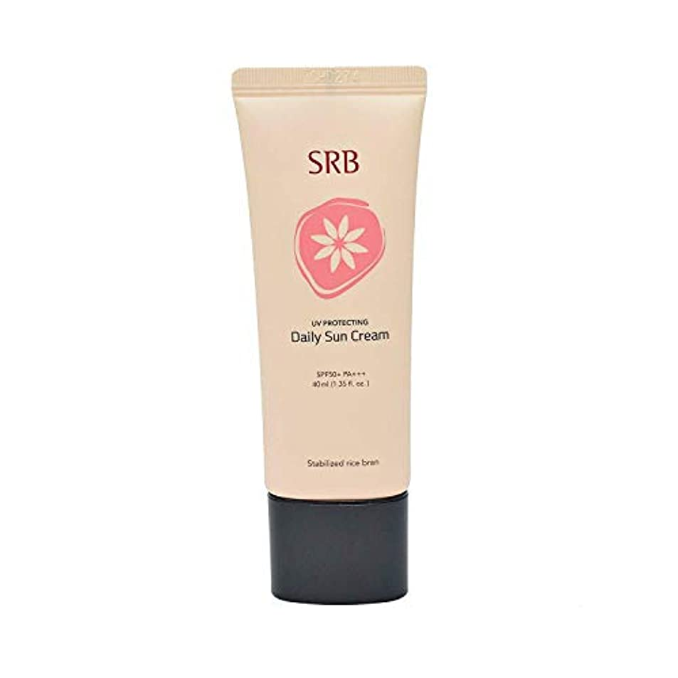 フェッチシート怠感SRB UV Protecting Daily Sun Cream サンクリーム 40ml SPF50+ PA+++