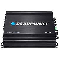 《BLAUPUNKT》AMP7502 2ch/1ch アンプ Class AB タイプ(MAX 750W 2ch・1500W 1ch・ブリッジ対応・フルレンジアンプ・Class AB MOSFET搭載・ハイレベル/スピーカーレベル入力対応・サブウーファー駆動に最適)パワーアンプ [並行輸入品]