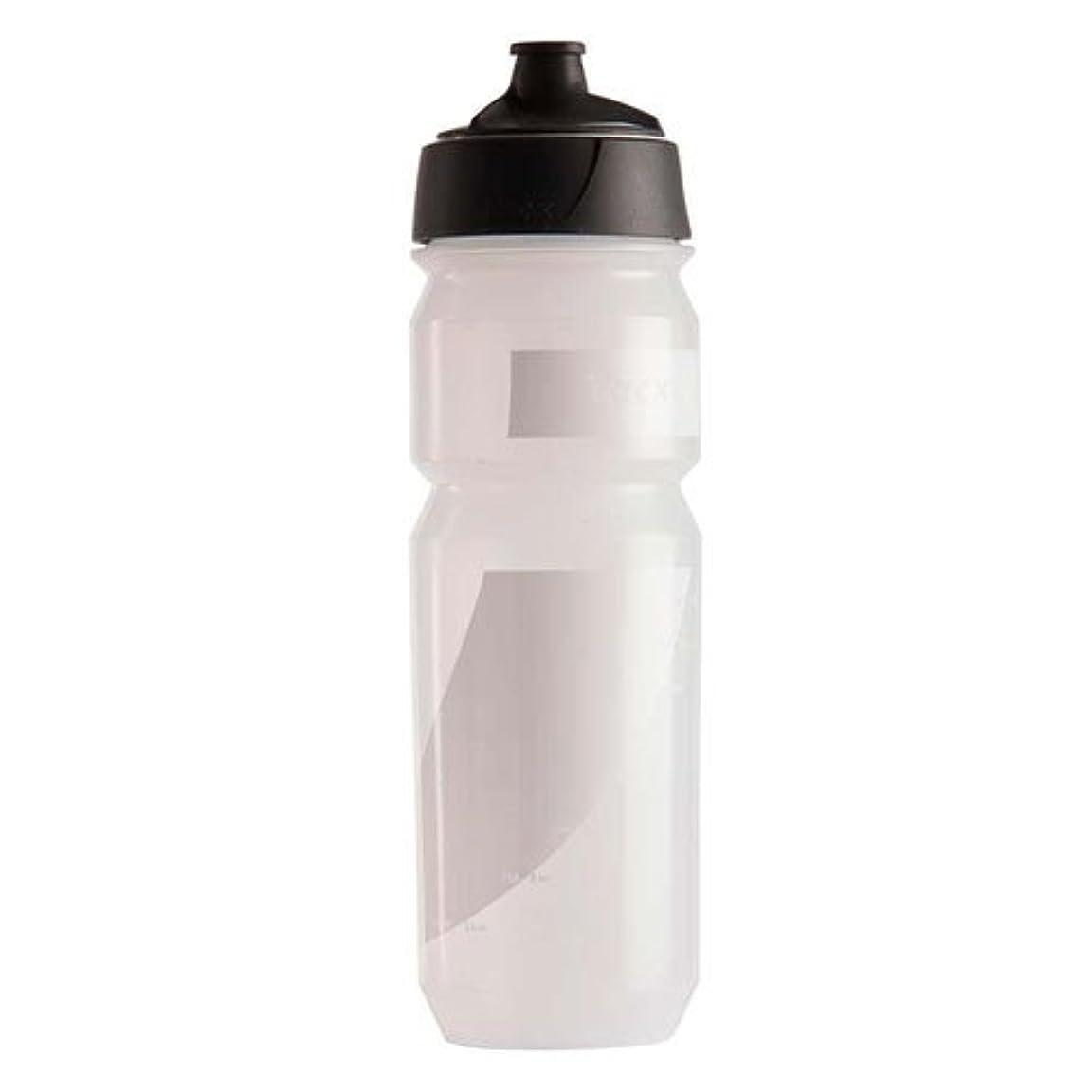 自殺合成倫理的[タックス] 自転車 ボトル シャンティ ツイスト Shanti Twist CLEAR/WHT 750 2088040000363