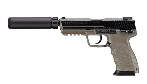 東京マルイ HK45 タクティカル (18歳以上ガスブローバック)