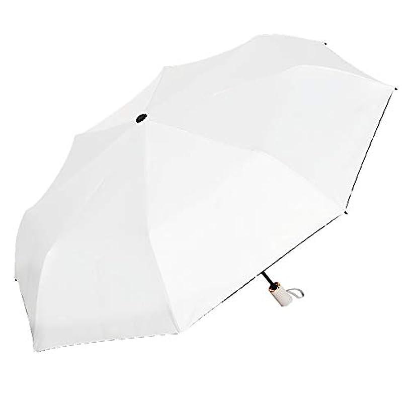 メキシコ準拠夜明け小さな新鮮な三倍黒いプラスチックの傘日焼け止め抗Uv太陽の傘韓国の女性のパーソナリティ創造的な傘
