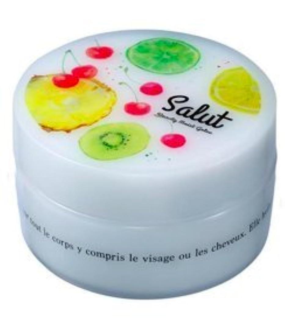 ボタン感謝祭炎上サリュ 美容モイストジュレ 早摘み果実の香り