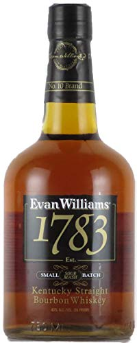 エヴァンウィリアムス エヴァン・ウィリアムス 1783 スモールバッチ 43度 750ml ケンタッキーストレートバーボンウイスキー [並行輸入品]