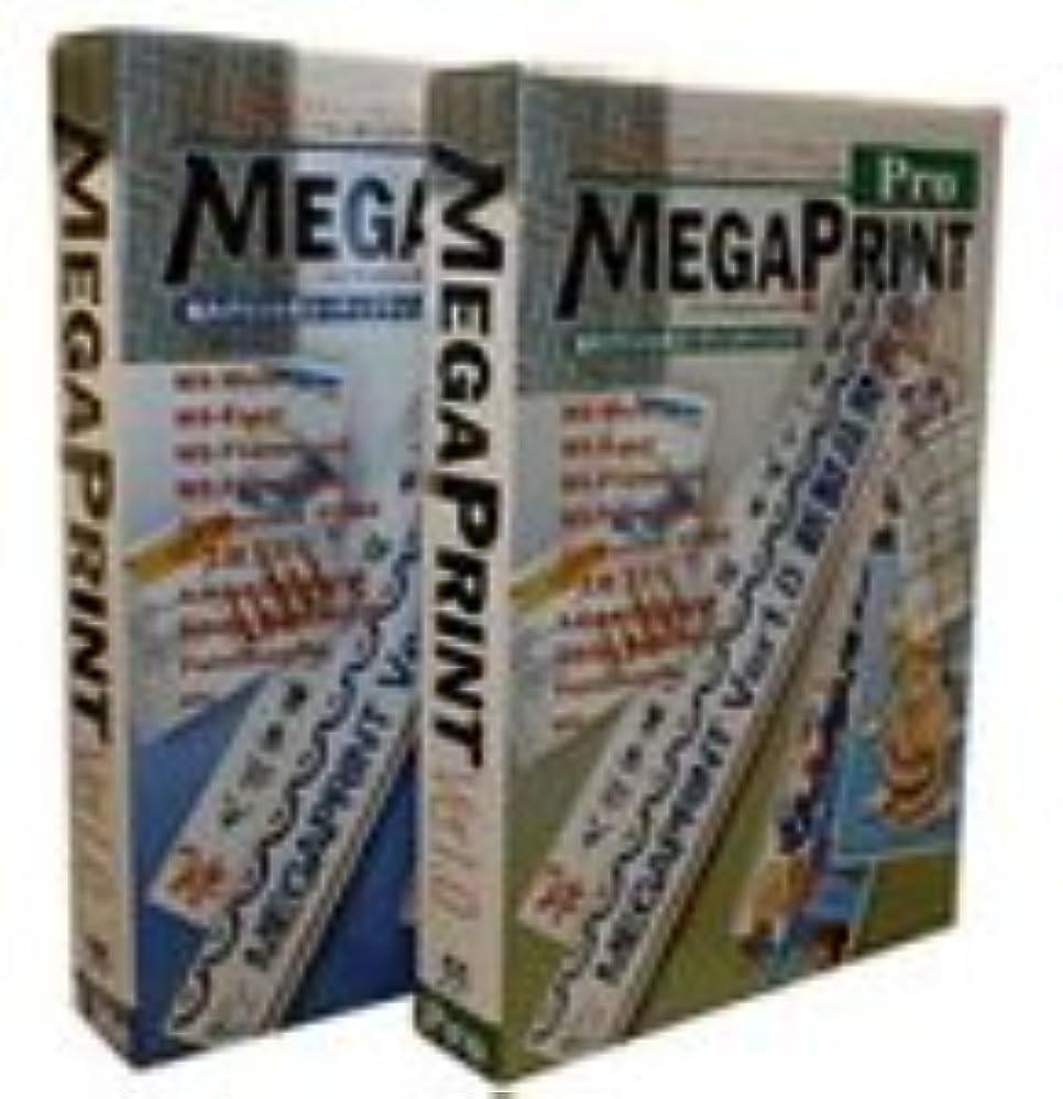 年金受給者次耐えるMegaPrint Ver1.0 Lite