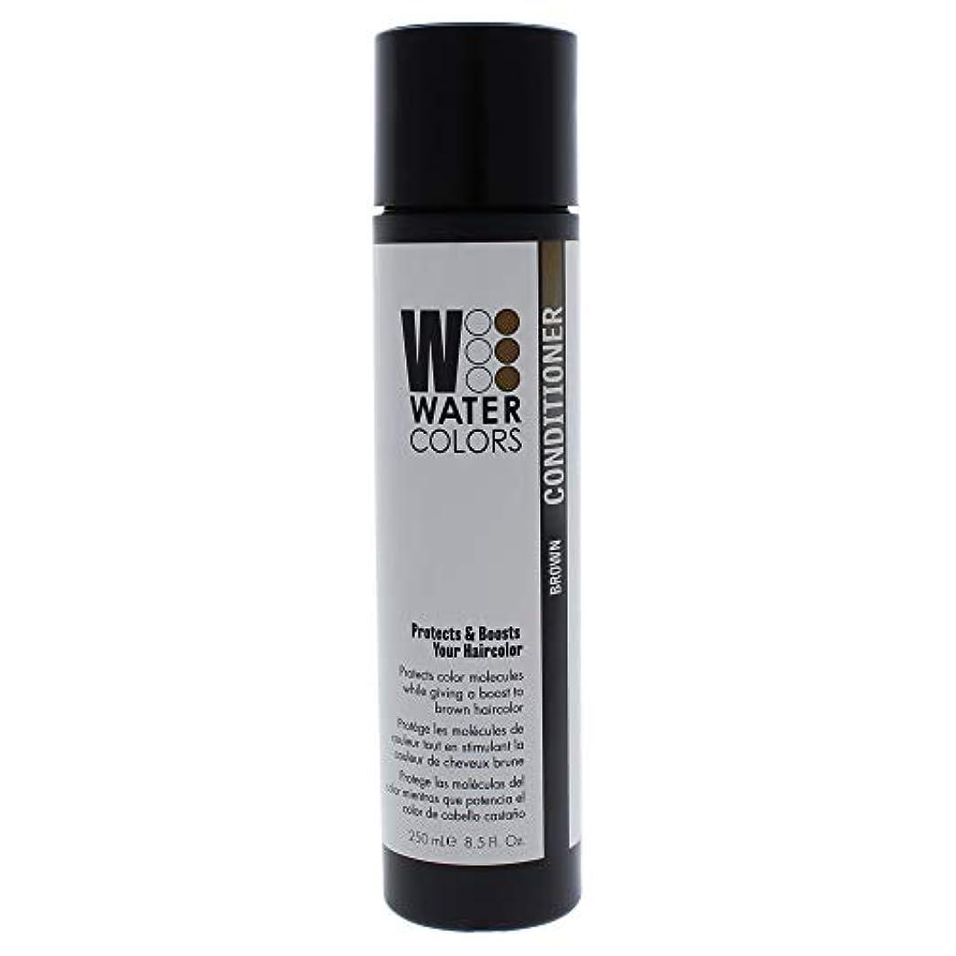 可動式絶望改革Watercolors Boost Conditioner - Brown