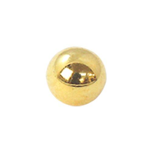 [해외]바디 피어싱 캐치 16G 14G 단순 볼 캐치 3mm 4mm 5mm 총 7 컬러 (1 개 판매)/Body piercing catch 16G 14G simple ball catch 3mm 4mm 5mm all seven colors (1 piece selling)