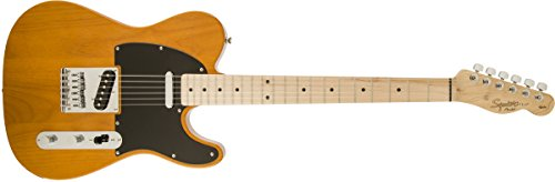 Squier エレキギター SQ AFFINITY TELE Butterscotch Blonde