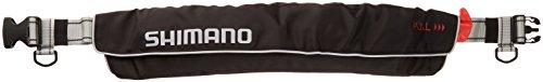 ライフジャケット ベルト 自動膨張 VF-052K 釣り 救命胴衣 ブラック(国土交通省認定品) フリーサイズ