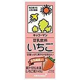 豆乳飲料 いちご 200ml ×18本