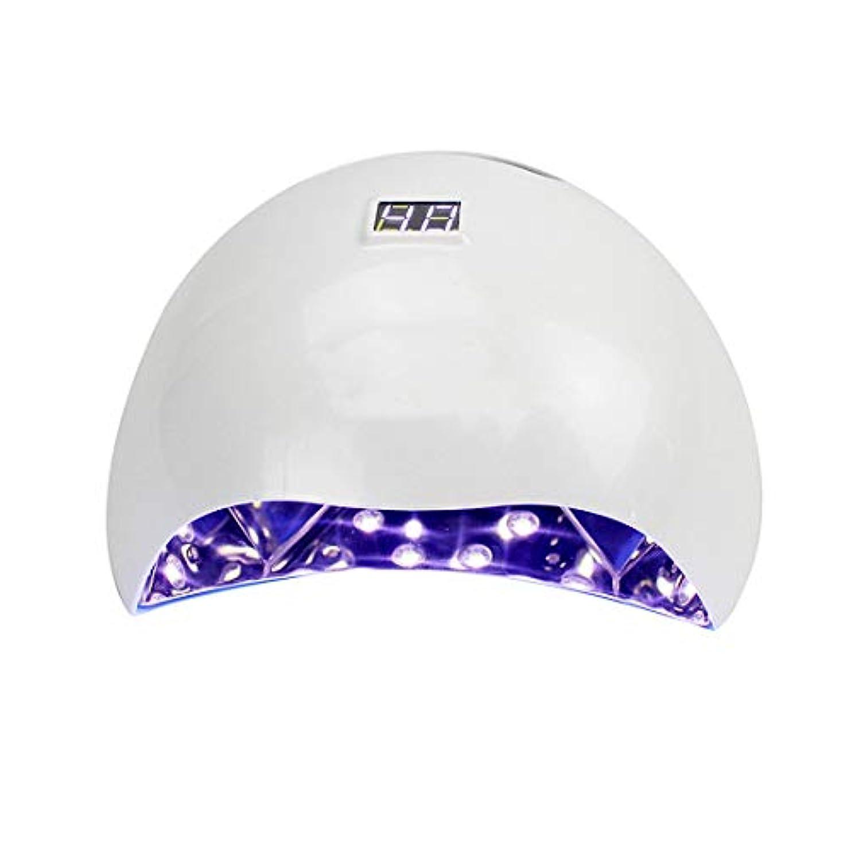 優しさ債務者販売計画シェラックおよびゲルの釘のための専門の紫外線およびLEDの釘ランプそして釘のドライヤーの表示