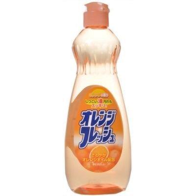 オレンジオイル配合 フレッシュ 600ml