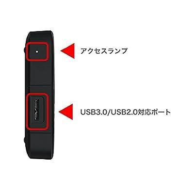 WD 4TB Elements Portable USB 3.0 high-Capacity Hard Drive - WDBU6Y0040BBK-WESN