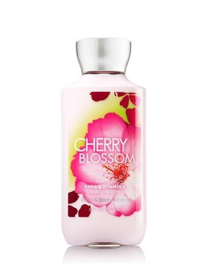 追放する泥だらけアリス【Bath&Body Works/バス&ボディワークス】 ボディローション チェリーブロッサム Body Lotion Cherry Blossom 8 fl oz / 236 mL [並行輸入品]