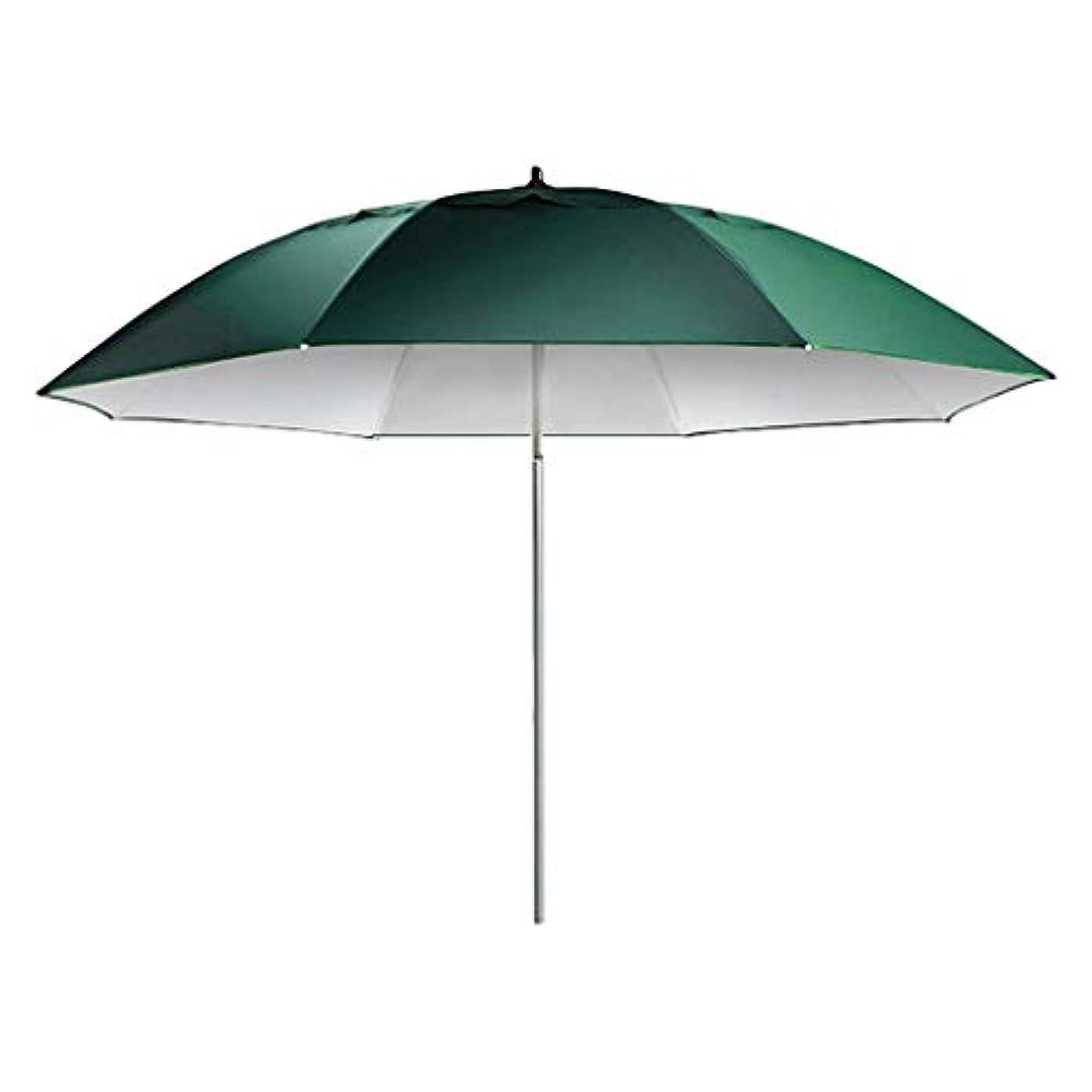陽気な離婚個人的な太陽傘鉄棒オックスフォード回転日焼け止め雨折りたたみ傘屋外サンシェード傘 (サイズ さいず : Diameter1.6m)