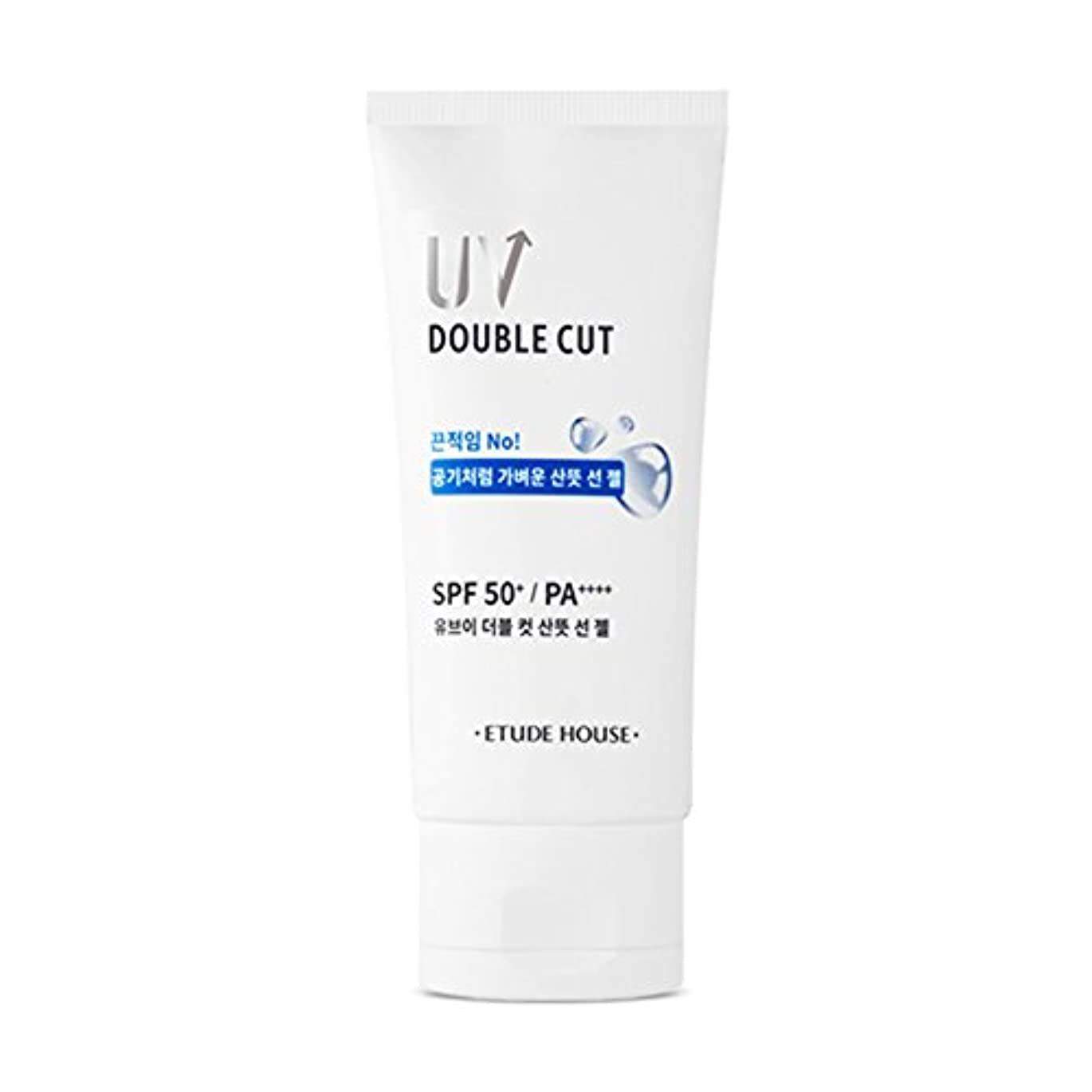 寝てる原子孤独ETUDE HOUSE エチュードハウス UV DOUBLE CUT FRESH SUN GEL SPF 50+ PA+++ 50ml/1.69 fl.oz