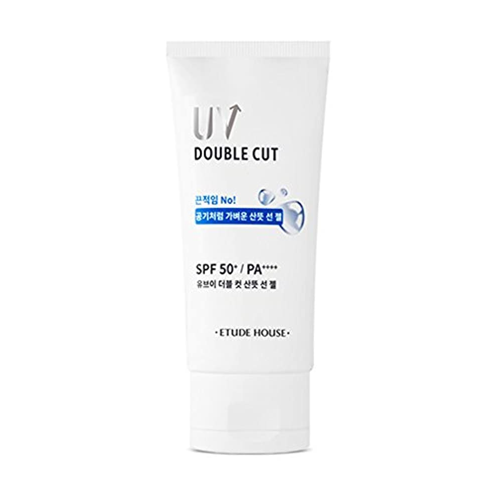 矢じり荒れ地可聴ETUDE HOUSE エチュードハウス UV DOUBLE CUT FRESH SUN GEL SPF 50+ PA+++ 50ml/1.69 fl.oz