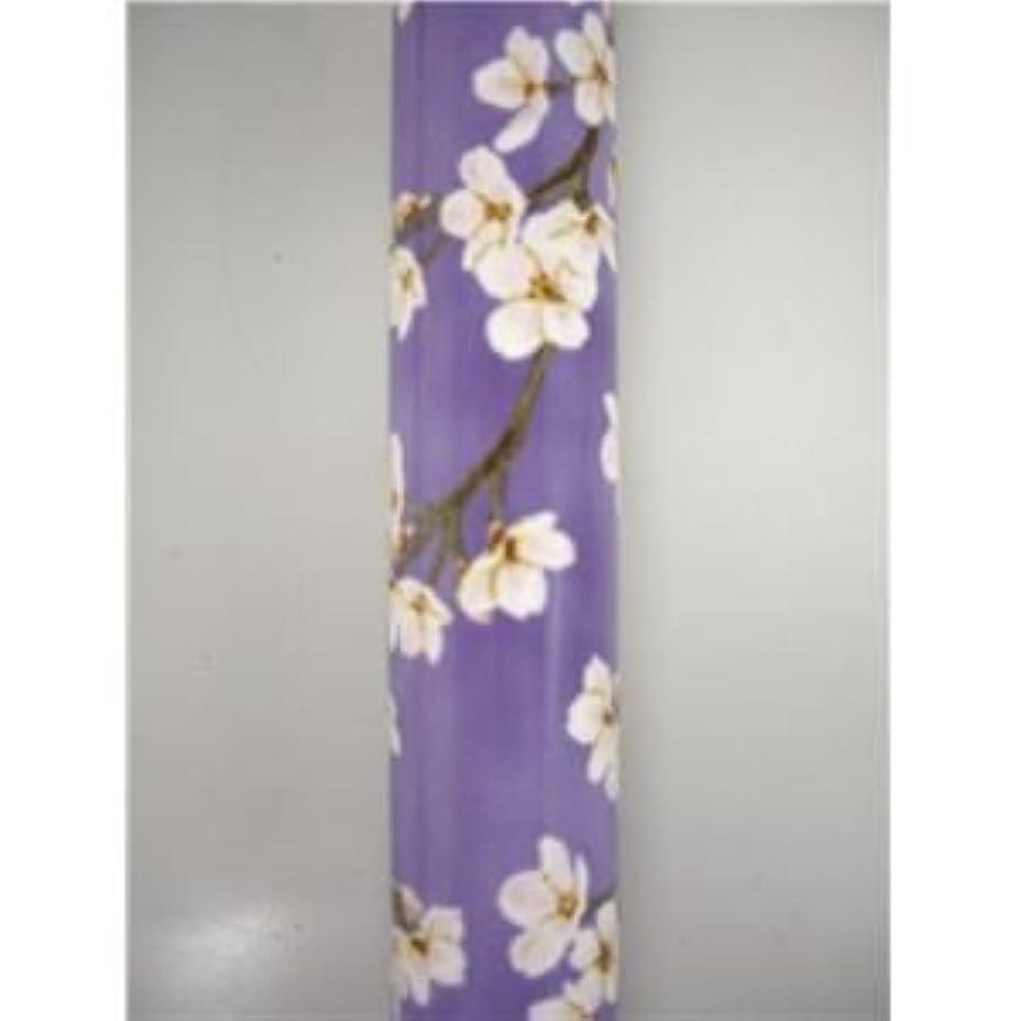 贈り物何故なの作りフジホーム ステッキ(伸縮) アクティブグレース伸縮 (4)桜パープル 3673 WB3751