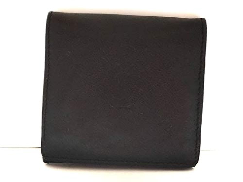 (イヴサンローラン) Yves Saint Laurent コインケース 黒 【中古】