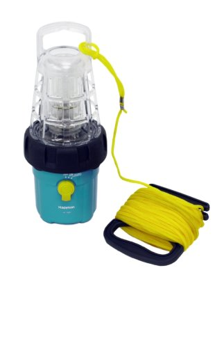 ハピソン(Hapyson) 乾電池式 LED水中集魚灯 YF-500