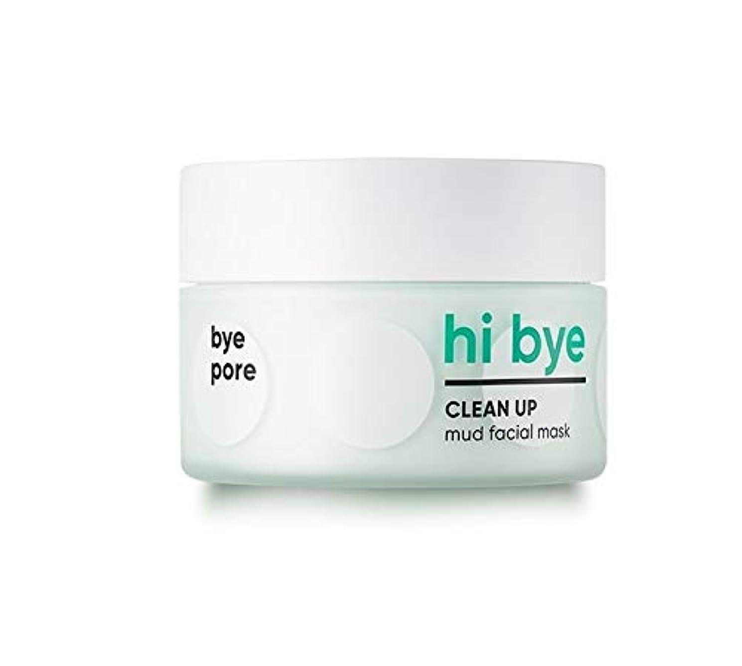 リンス息苦しいアクションbanilaco こんにちはバイクリーンアップマッドフェイシャルマスク/Hi Bye Clean Up Mud Facial Mask 100ml [並行輸入品]