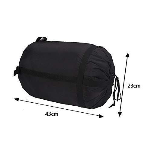 ZZM Compression Stuff Sack Dry Sleeping Bag Waterproof Outdoor Rafting Camping Hiking Luggage Storage Bag