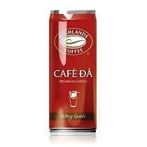 ハイランズ缶コーヒー ベトナムコーヒー235ml×24本