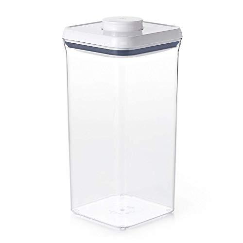 OXO 保存容器 密閉 プラスチック 5.2L ポップコンテナ ビッグスクエア トール 1071393