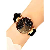 Women's Wrist Watch Quartz Quilted PU Leather Black/Red/Brown 30 m Water Resistant/Waterproof New Design Analog Ladies Casual Fashion - Red Green Pink