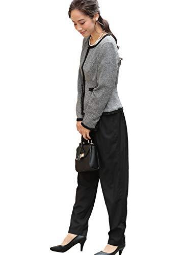 Mua セレモニー スーツ 3点セット ジャケット パンツ ママ 入学式 入園