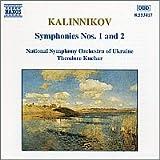 カリンニコフ:交響曲第1番ト短調/第2番イ長調 画像