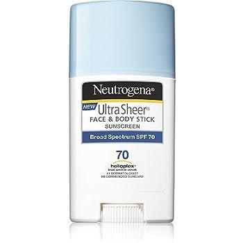 Neutrogena 日焼け止め ニュートロジーナ FACE & BODY用スティックタイプ SPF70 [並行輸入品]