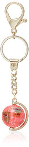 [해외][삐ィ아스] PIEARTH 지구본 열쇠 고리 핑크 펄 연애운 애정 운 PI008-1/[PIERCE] PIEARTH globe key ring pink pearl love luck · love luck PI 008-1