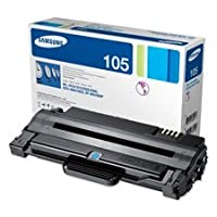 Samsung Compatible ML-1910/2580 Toner Cartridge (2500 Page Yield) (MLT-D105L) by Samsung