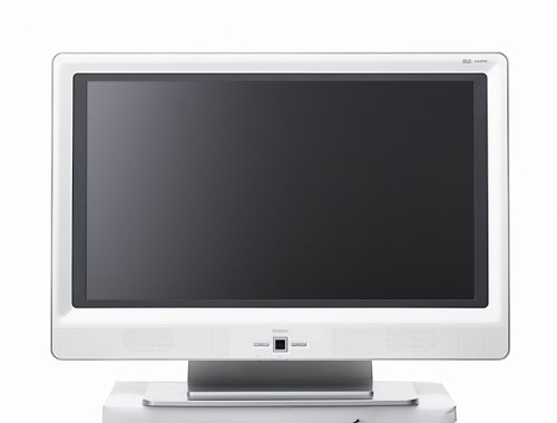 Uniden ハイビジョン対応液晶ワイドテレビ 37v型 ホワイト TL37WRJ-W