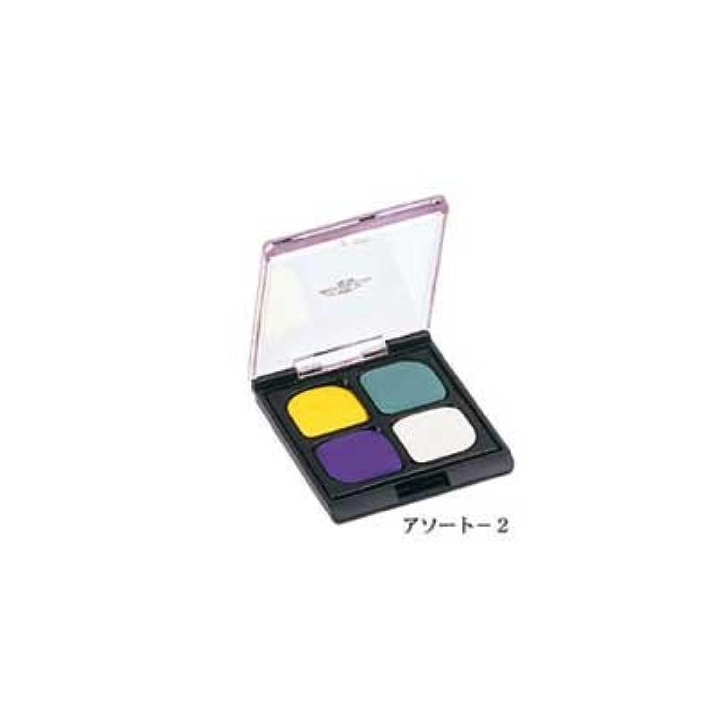ゲインセイ砂かんたん三善 クラウンカラーアソート(4色入り) アソート2 (B)