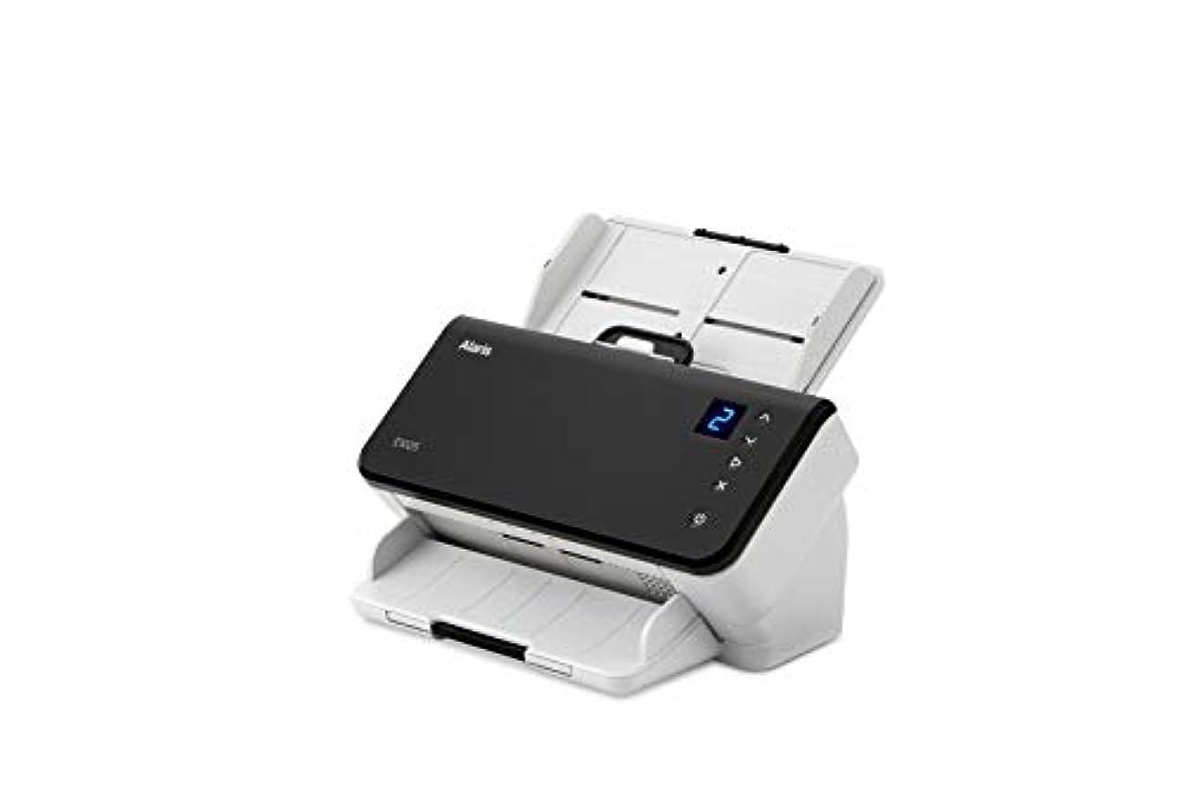 知恵試み納税者Alaris E1025 600 x 600 DPI ADF scanner Black,Grey A4