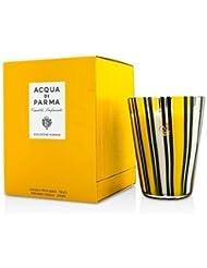 アクア ディ パルマ[Acqua Di Parma] ムラノ グラス パフューム キャンドル - Tiglio(Linen) 200g/7.05oz [並行輸入品]