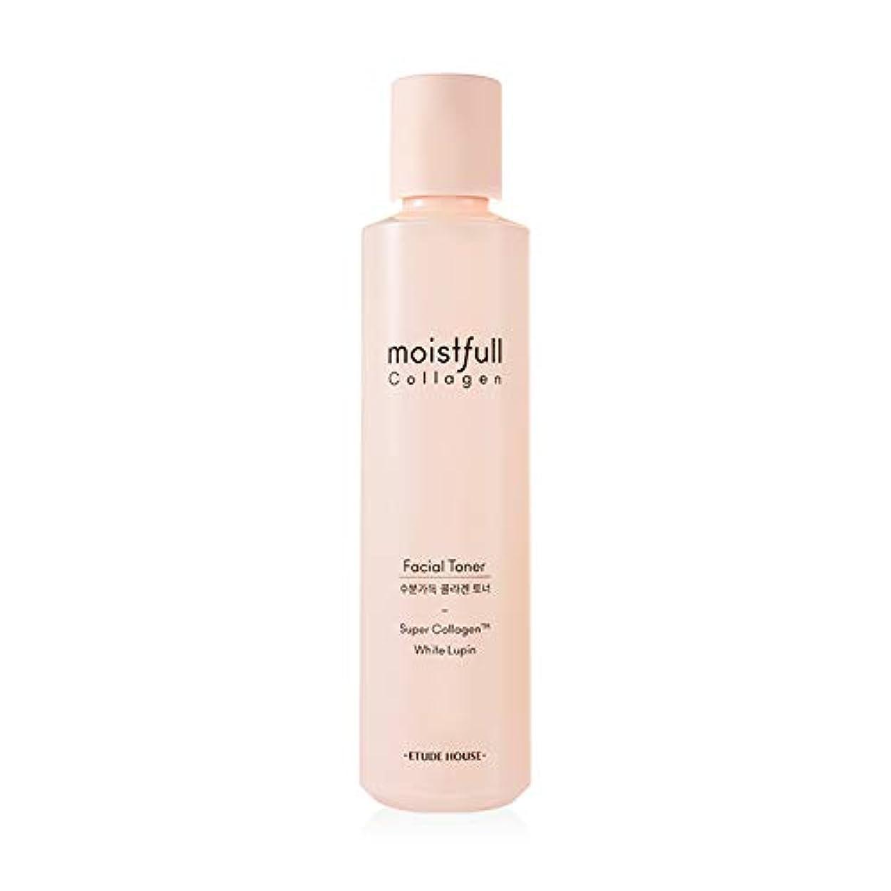 柔らかい足鼻蓄積するエチュードハウス モイストフルCL トナー(化粧水) 200ml / ETUDE HOUSE Moistfull Collagen Skin 200ml [並行輸入品]