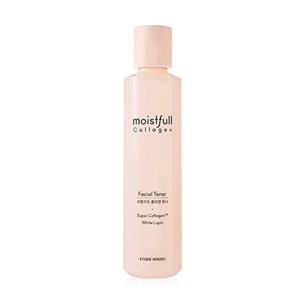 執着指導する浸すエチュードハウス モイストフルCL トナー(化粧水) 200ml / ETUDE HOUSE Moistfull Collagen Skin 200ml [並行輸入品]