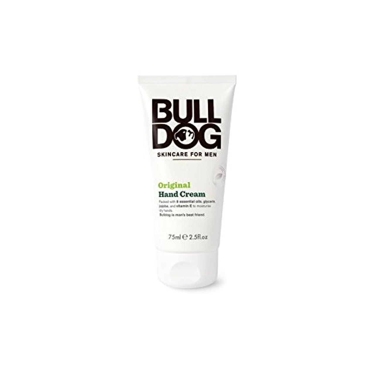 死にかけているどうしたの昆虫Bulldog Original Hand Cream 75ml - ブルドッグオリジナルのハンドクリーム75ミリリットル [並行輸入品]